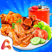 Crazy Chicken Maker - Kitchen Chef Cooking Game