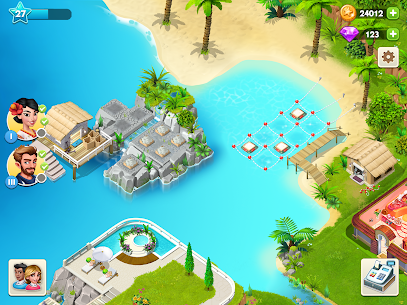 My Spa Resort: Grow, Build MOD APK [Unlimited Money] 9
