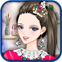 Purple Sky: Cinderella Makeup 1.1 for Android