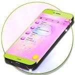 Pink SMS Theme Free 2017 Icon