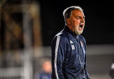 Emilio Ferrera quitte Seraing, il pourrait retrouver un poste d'entraîneur des Espoirs