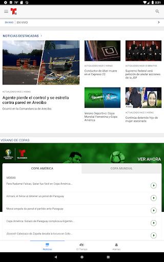 Telemundo Puerto Rico 6.12 screenshots 8