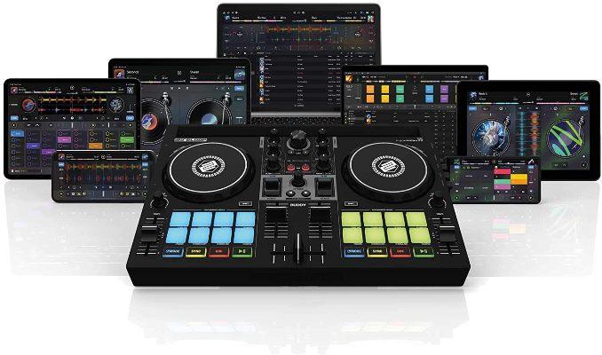 Reloop 2 Channel DJ Controller