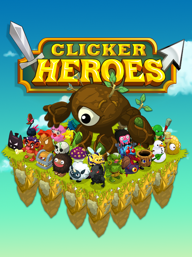 Clicker heroes android apps on google play