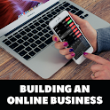 Building An Online Business icon