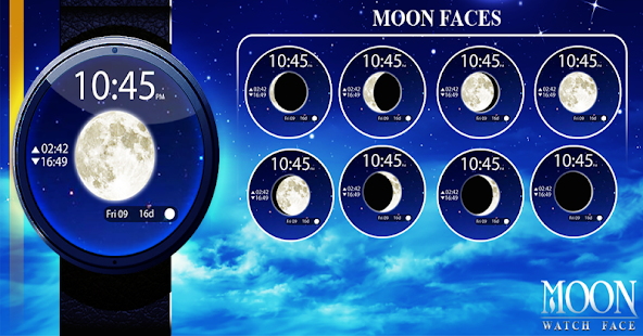 lunar cycle application for android