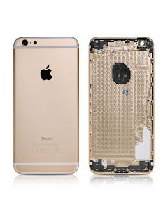 iPhone 6 Plus -Housing without small parts HQ Gold