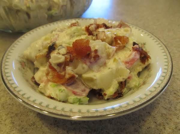 Potatoe Salad Jamie's Way