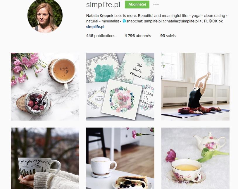 SIMPLIFY X Jak zdobyć popularność na Instagramie