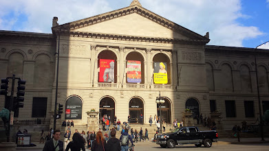 Photo: Art Institute of Chicago. I'll have to go here one day.