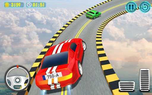 Impossible Car Stunt Racing: Car Games 2020 4.0 screenshots 1