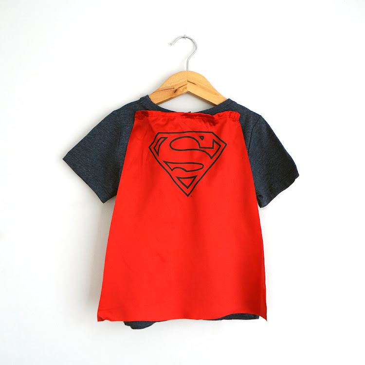 Superman (Caped)