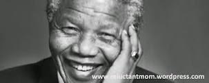 Photo: Nelson Mandela - O olhar de um homem de luta, de coragem, um estadista, um irmão de todos e incentivador do Ubuntu.