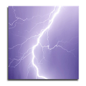 Thunderstorm sound icon