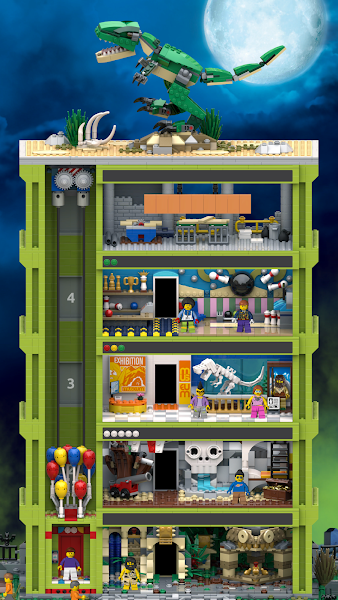 LEGO® Tower Screenshot Image