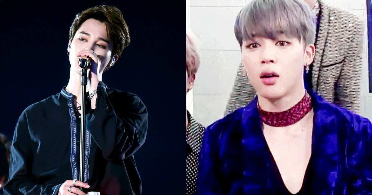 Here S 15 Moments That Show Off Bts Jimin S Duality From Cute To Sexy Koreaboo