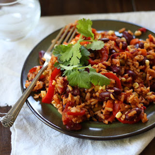 Vegetarian Rice And Kidney Beans Recipes.