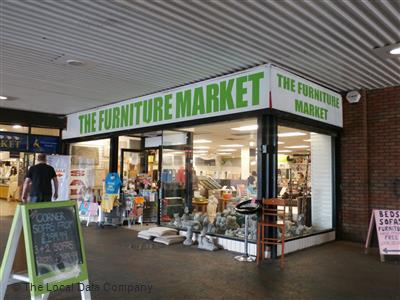 The Furniture Market On Brook Square Furniture Shops In Rugeley