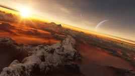 Imagen de un planeta que ilustra la iniciativa de la IAU.