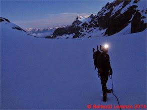 Photo: Lor_DSC00155 Riccardo sulla Vedretta dello Zebru