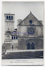Photo: Assisi, Basilica di S.Francesco, parte superiore