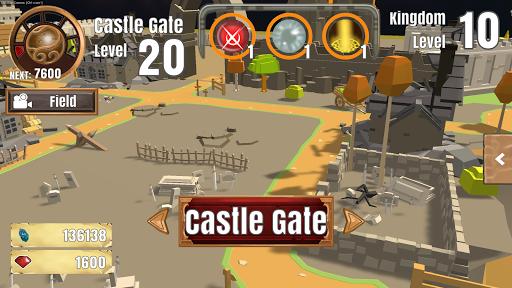 Code Triche Loyal Guardians - large scale auto battle RTS  APK MOD (Astuce) screenshots 2