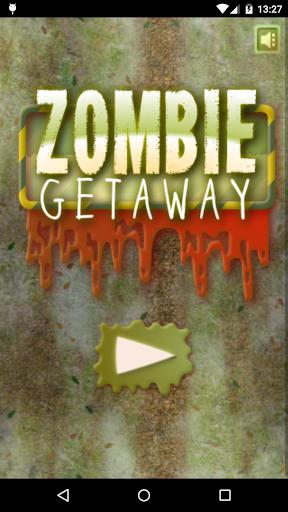 Zombie Getaway 3D Run