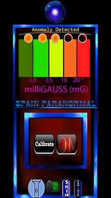 S.P. EMF meter Free - screenshot