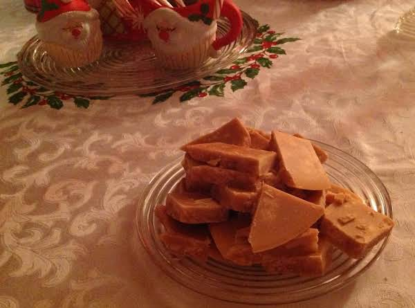 Mamabea's Peanut Butter Fudge