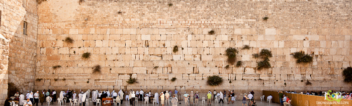 Photo: June 19, 2011; The Western Wall in Jerusalem, Israel; Thomas Campbell Photography; www.thomasgcampbell.com