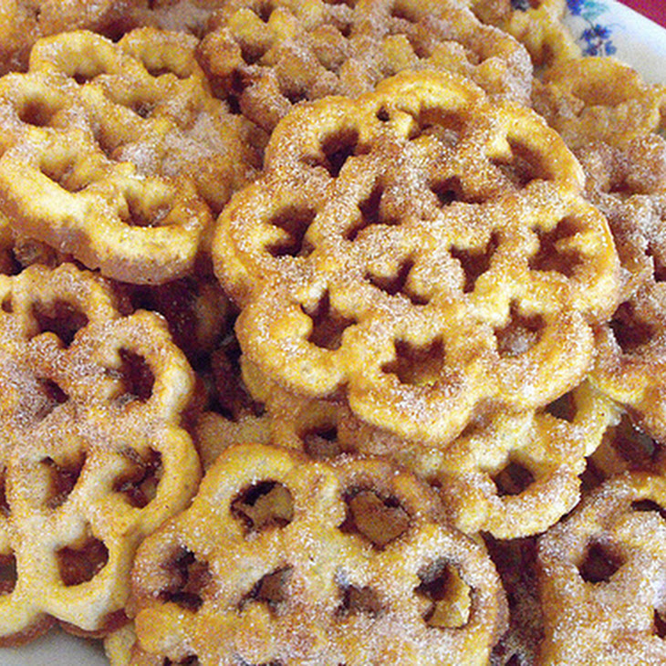 Mold Shaped Fritters
