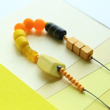 Cubes NX4 necklace