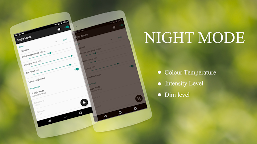 iNight Mode Screen Filter v2.9.2 (Ad-free)