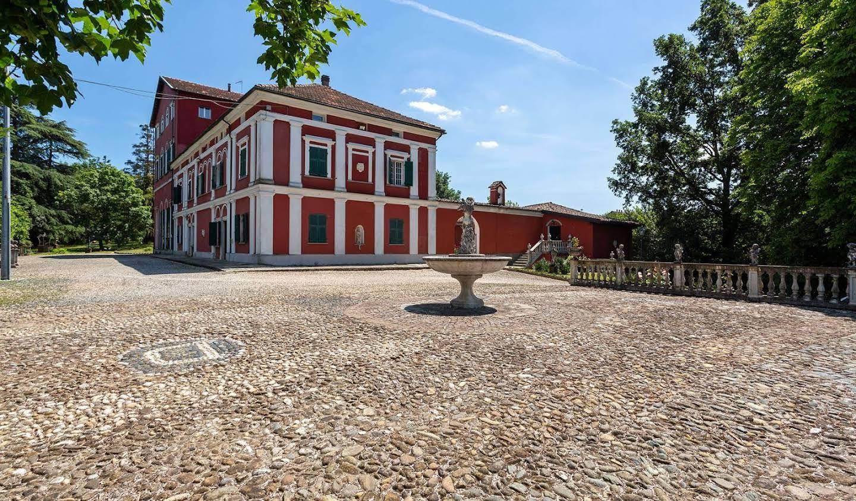 Villa avec jardin et terrasse Novi Ligure