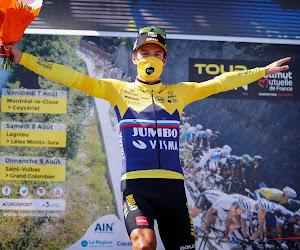 """Roglic en Jumbo-Visma geven al ferm visitekaartje af voor de Tour: """"Positief verrast hoe sterk we nu al zijn als team"""""""