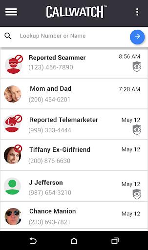 CallWatch-Boost Virgin Sprint