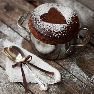 Thomas Keller's Chocolate Souffle