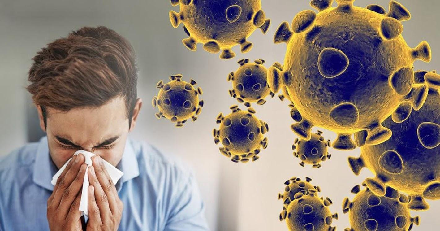Hãy tự làm điều này mỗi sáng để kiểm tra xem mình có nguy cơ nhiễm virus Corona không!