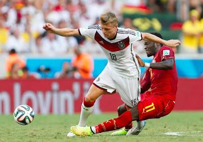Toni Kroos est le joueur au plus haut rendement