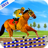 Horse Riding & Jumping Show: Simulator file APK Free for PC, smart TV Download