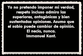 Immanuel Kant FRASES BONITAS CITAS Y PENSAMIENTOS (22) – Fannyjemwong's Blog