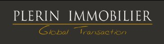 Logo de PLERIN IMMOBILIER