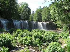 Photo: Another waterfall in Estonia (all two now shown)