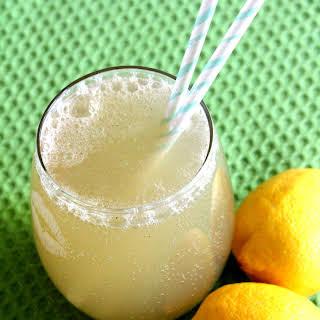Lemon Cardamom Punch.