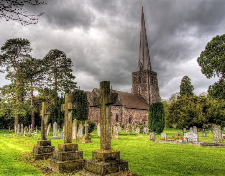 Photo: Peterchurch This is the church in Peterchurch near the Welsh border in Herefordshire, which is, unsurprisingly, dedicated to St. Peter :). Whilst it is Norman in design , parts of this building are from 786AD, including the original Saxon Altar. #church #ukphotographycommunity +UK Photography Community