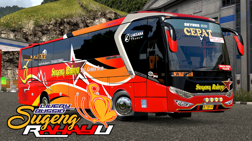 Livery Sugeng Rahayu double decker 1.2 screenshots 2