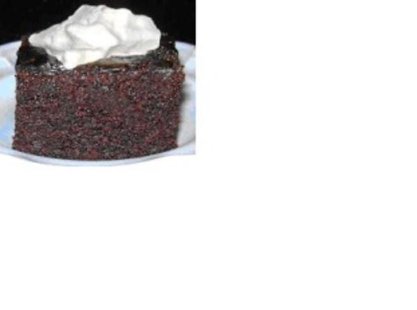 Mix In The Pan, Devil's Food (vegan Too!) Cake Recipe