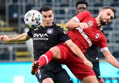 """Birger Verstraete baalde na """"onnodig en onverdiend' verlies in Anderlecht"""