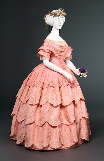 Ball Gown Front View