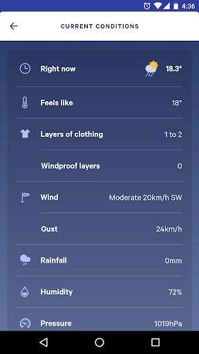 MetService NZ Weather screenshot 5